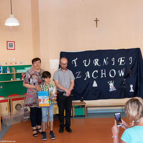 VIII Turniej Szachowy Przedszkolaków o Mistrzostwo Świdnicy-108