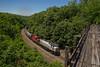 Mount Pocono Grain (ryanfothergill) Tags: scranton pocono m630 dunmore pennsylvania bridge erie grain c636 rs32 c425 alco dl3 delawarelackawanna dl road rail