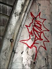 Cosa (Alex Ellison) Tags: cosa ac tag southlondon urban graffiti graff boobs