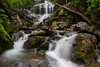 lowerdoyles_1-wm (webmastermama71) Tags: waterfall waterfallslover shenandoahnationalpark doyles river falls nature woods forest green leaves rocks boulders long exposure
