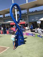 """Kids Play Zone at Dodgers Stadium • <a style=""""font-size:0.8em;"""" href=""""http://www.flickr.com/photos/109120354@N07/27567475637/"""" target=""""_blank"""">View on Flickr</a>"""