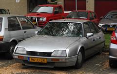 1987 Citroën CX 20 RE (rvandermaar) Tags: 1987 citroën cx 20 re citroëncx citroencx citroen sidecode6 96jjjr rvdm