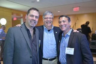 Alan Stein, Glenn Reitmeier and Steve Calzone