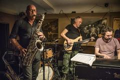 Jazz in Duketown 2018 (Harold Keultjes) Tags: shertogenbosch bassguitar bassist cafedepalm denbosch fenderrhodes janbijlaart jancooper jazzfestival jazzinduketown2018 jazzmusic nickvanderschoot saxophone
