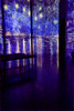Starry Night (Raggedjack1) Tags: sevilla starrynight vangoghexhibitionseville