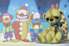 button does not like clowns (rockinmonique) Tags: button bear teddybear clowns yellow blue red birthdaycard 52in52 201852weekthemechallenge moniquewphotography canon canont6s tamron tamron45mm copyright2018moniquewphotography