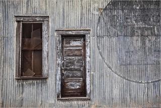 Window, Door, Circle