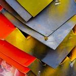 Gekleurd metaal thumbnail