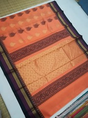 💃 *Silk Cotton Sarees*  *Each Price: Rs.1500* 🎁 *Shipping:Free* ☎ 7338877577  #chromarobes #silkcotton #sarees #office #collections #online #shopping #colors (Chroma ROBES) Tags: chromarobes silkcotton sarees office collections online shopping colors