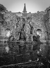 Kassel (Iñigo Escalante) Tags: kassel hesse alemania germany fulda documenta wilhelmshöhe palace gemäldegalerie grimm hercules parque de hércules patrimonio cultural la humanidad unesco cassel river bergpark world heritage site herkules monument löwenburg