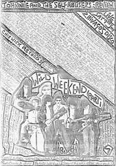 Johnnie and the Self Abusers (stillunusual) Tags: crashbang fanzine musicfanzine punkfanzine punkzine punk punkrock johnnytheselfabusers johnnyandtheselfabusers simpleminds jimkerr charlieburchill 1970s 1977