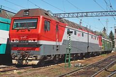 2ES6-419 (zauralec) Tags: rzd ржд электровоз локомотив курган депо синара sinara kurgan depot 2es6 2эс6 2es6419 419 2эс6419