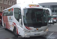Bus Eireann SP63 (06D49372). (Fred Dean Jnr) Tags: buseireann scania irizar pb sp63 06d49372 busarus dublin june2008