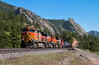 Just Plain Flatirons (Wheelnrail) Tags: bnsf burlington northern santa fe ge c449w hpvoden union pacific up railroad rail road moffat tunnel subdivision rocky mountains snow cap peaks train trains locomotive tree forest mountain car landscape sky flatiron plainview