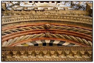 Battistero di San Giovanni, Cattedrale metropolitana di Santa Maria Assunta, Siena (Italia)