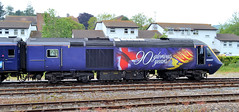 43027 (R~P~M) Tags: train railway diesel locomotive hst 125 43 gwr greatwestern goodrington paignton devon torbay england uk unitedkingdom greatbritain