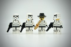 LEGO Stormtrooper Saxophone (Pasq67) Tags: lego minifigs minifig minifigure minifigures afol toy toys flickr legography pasq67 starwars stormtrooper france 2018 disney saxophone player saxophoneplayer