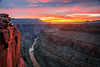 Toroweap Tuweep Overlook Grand Canyon Sunrise! (45SURF Hero's Odyssey Mythology Landscapes & Godde) Tags: toroweap tuweep overlook grand canyon sunrise scenery landscape photography north rim national park scenic vista view nikon d810 afs nikkor 1424mm f28g ed lens