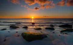 Sunset at Uttakleiv (Reidar Trekkvold) Tags: xt2 xf1024ois atlantic fujifilm landscape lofoten natur nature nordnorge nordland norway sea seascape seaside sjø solnedgang utakleiv