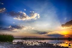 Sunrise (Peideluo) Tags: cielo agua nubes sun landscape nature