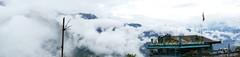 From Gangtok to Chumthang and Lachen (Ankur P) Tags: india sikkim northsikkim lachen snow mountains hills himalaya gurudongmar gangtok chumthang clouds fog dikchu mangan