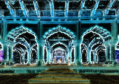 India - Delhi - Red Fort - Diwan-I-Am - 20dd (asienman) Tags: india delhi redfort asienmanphotography asienmanphotoart diwaniam