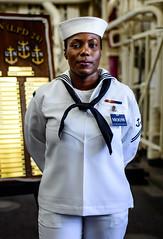 FleetWeek2018-3(NYC) (bigbuddy1988) Tags: people portrait photography nyc usa new art digital nikon d800 navy military woman newyork white ship fleetweek