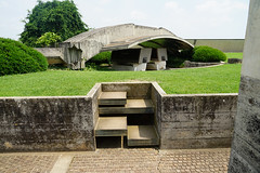 2018-05-FL-187425 (acme london) Tags: carloscarpa concrete grave graveyard italy landscape staircase steps tombabrion