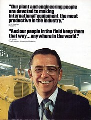 1978 International Harvester Plant & Engineering People Page 1 Aussie Original Magazine Advertisement (Darren Marlow) Tags: 1 4 7 8 9 19 78 1978 i international harvester h c construction e equipment t tractor truck car 4x4 x v vehicle a automobile u s us usa united states america american 70s