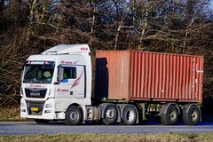 BS19139 (18.02.08, Motorvej 501, Viby J)DSC_1314_Balancer (Lav Ulv) Tags: man mantgx 26500 6x22 atharden container e6 euro6 trækker hauler zugmaschine tractorunit tractor artic articulated semi sattelzug auflieger trailer sattelschlepper 2017 truck truckphoto truckspotter traffic trafik verkehr cabover street road strasse vej commercialvehicles erhvervskøretøjer danmark denmark dänemark danishhauliers danskefirmaer danskevognmænd vehicle køretøj aarhus lkw lastbil lastvogn camion vehicule coe danemark danimarca lorry autocarra motorway autobahn motorvej vibyj highway hiway autostrada