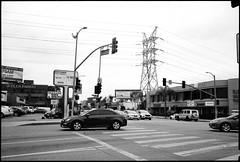 urban (diskerror) Tags: film blackandwhite hc110 ilforddelta3200pro ilford delta 3200 wire