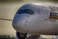 Antifaç (Escursso) Tags: 2018 9vsmp a350 a350941 a359 aena air airbus bcn barcelona canon lebl openday singaporeairlines spottersbarclonaelprat wings airplane airport avio avion fly plane spotting raccoon