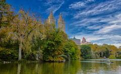Central Park (Joe Marcone (3.2 Million+ Views)) Tags: centralpark newyorkcity autumn nikon nikond3200 1001nights 1001nightsmagiccity 1001nightsmagicwindow fall