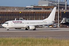 Boeing 737-86J8WL) - D-ABBD - HAJ - 05.06.2018 (Matthias Schichta) Tags: haj hannoverlangenhagen eddv planespotting aircraft eurowings boeing 737800 daddb
