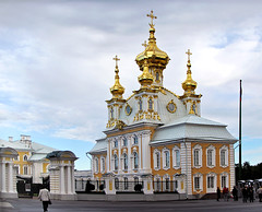 photo - Peterhof Palace Church, Russia (Jassy-50) Tags: photo peterhof russia peterhofpalace palace peterhofpalacechurch church building architecture peterdof stpetersburg unescoworldheritagesite unescoworldheritage unesco worldheritagesite worldheritage whs