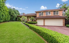 3 Redgrave Place, West Pennant Hills NSW