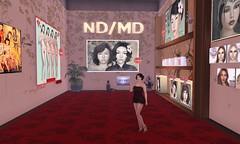ND/MD @ Vintage Fair (Alea Lamont) Tags: ndmd asian skins japenese teen skin vintage fair vista diana bento head suzu shape chinese female avatar thai women iconic betty hair narcisse jean flapper dress