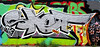 graffiti in Amsterdam (wojofoto) Tags: amsterdam nederland netherland holland graffiti streetart wojofoto wolfgangjosten ndsm sket