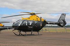 ZM509 (09) Eurocopter EC135 T3 Juno HT1 Royal Air Force RAF Fairford RIAT 14th July 2017 (michael_hibbins) Tags: zm509 09 eurocopter ec135 t3 juno ht1 royal air force raf fairford riat 14th july 2017 helicopter heli military aviation aircraft aeroplane aerospace airplane aero airshow rotor uk internationa tattoo