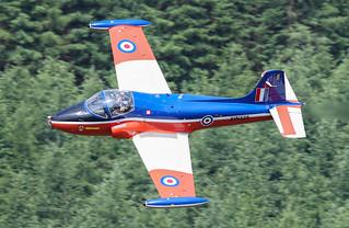BAC Jet Provost T5A XW325 018-1