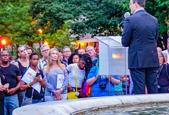 2018.06.12 A Candlelight Vigil to Remember Pulse, Washington, DC USA 03774