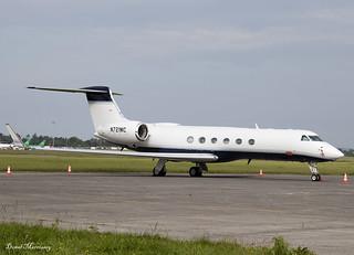 Executive Jet Management G-V N721MC