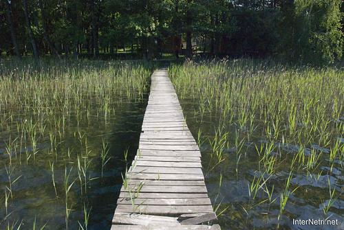 Шацький Національний Природний Парк Озеро Пісочне  МІстки InterNetri  Ukraine 140