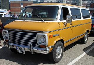 Chevy Sportvan