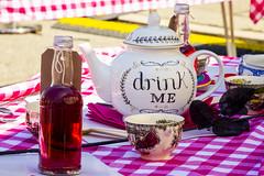 drink me (Mark Rigler -) Tags: tea pot party alice wonderland