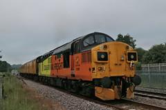37099_2018-05-28_Malton_8794a (Tony Boyes) Tags: class 37 37099 colas malton test merl evans cardiff canton