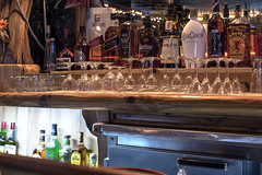 Booze (Curtis Gregory Perry) Tags: jarbidge nevada booze bar pub inn tavern usa america bottle drink drinking alcohol rum chat fireball whiskey christian brothers jose cuervo tequila glass glasses cup mug black bush tuaca red label brandy whisky chivas regal cognac grand marnier liqueur frangelico horchata cinnamon jack daniels mirror reflection business nikon d810 long exposure bushmills johnny walker