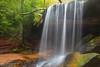 Oakland Falls, Blue Mountains, Australia (-yury-) Tags: waterfall rocks moss bluemountains nsw australia hazelbrook longexposure tranquilscene tranquility