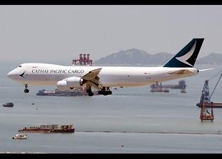B747-867/F | Cathay Pacific Cargo | B-LJN | HKG