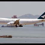 B747-867/F | Cathay Pacific Cargo | B-LJN | HKG thumbnail